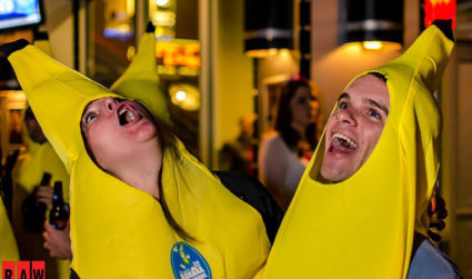 Banana suits to stoplight parties to cuddling: 5 upcoming ridiculous bar crawls you don't want to miss
