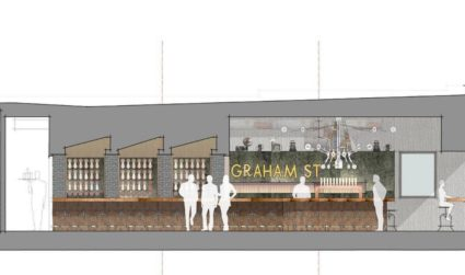Finally, new plans for a rooftop bar at the ill-fated Chupitos...