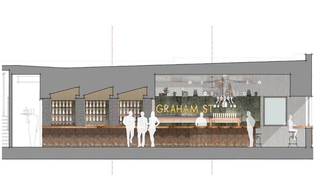 Finally, new plans for a rooftop bar at the ill-fated Chupitos building by the ballpark