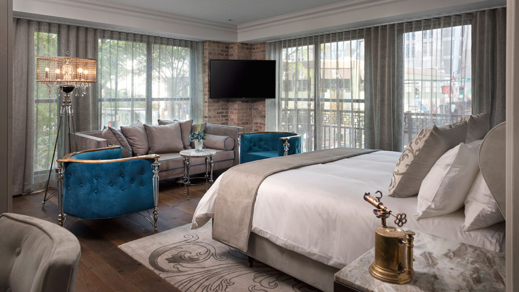 The Ivey's Hotel is ready to bring some boutique class to Uptown