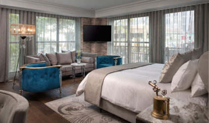 The Ivey's Hotel is ready to bring some boutique class to...
