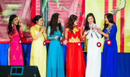 Passing the crown: Former Miss Vietnam of the Carolinas talks culture,...
