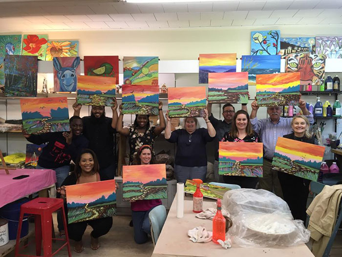 25 places adults can take arts and crafts classes in the Charlotte