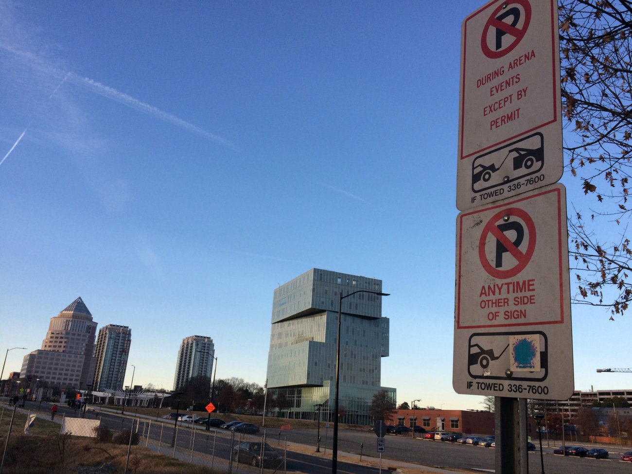 Where to find free parking in Uptown Charlotte