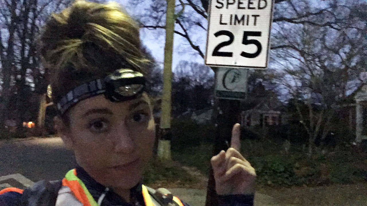 4 places where Charlotte drivers have almost killed me while I'm jogging