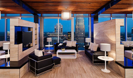 Apartment of the day: The highest high-rise between NYC and Miami...
