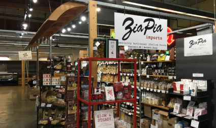 Zia Pia Imports is bringing a pasta bar to 7th Street...