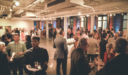 Studio Party's After Party at McColl Center |sponsored|