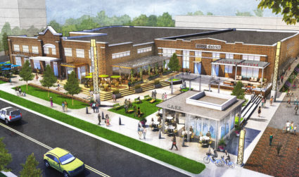 View gorgeous renderings of upcoming Design Center transformation