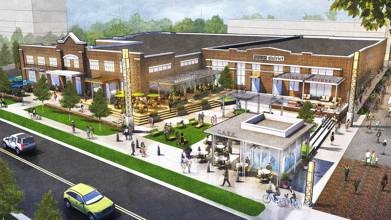 View Gorgeous Renderings Of Upcoming Design Center