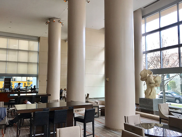 Westin-Charlotte-lobby