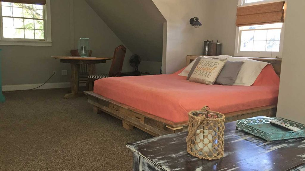 Charlotte's Airbnb market has doubled in the past year