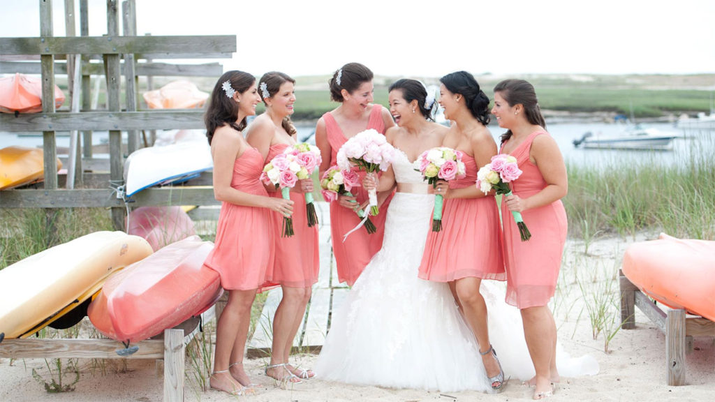 """The """"Warby Parker of bridesmaid dresses"""" coming to South End"""