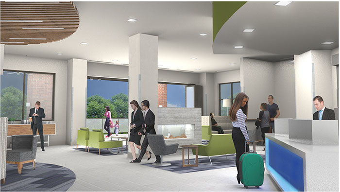 South End's first hotel will be a Holiday Inn Express, now ...