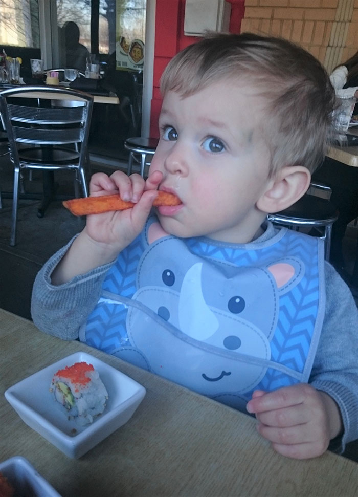 cowfish-toddler