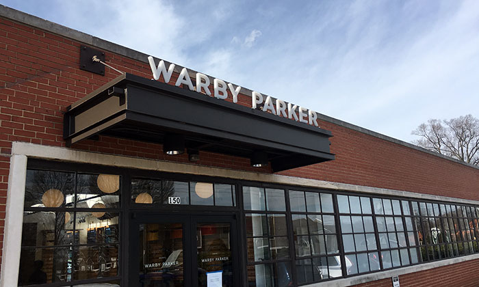 Warby Parker 39 S Retail Store Opens This Saturday In South