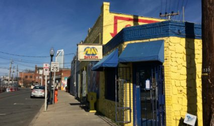 Phat Burrito is coming back. It just needs to find the right space