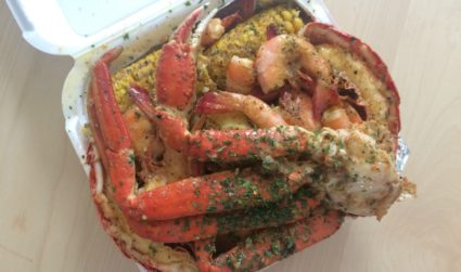 Charlotte's hottest seafood operation is a pop-up at an Indian restaurant...