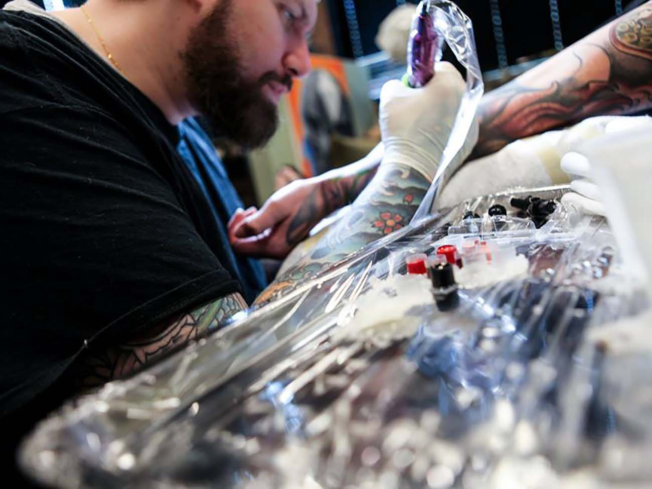 15 charlotte tattoo artists you should be following on for Tattoo parlors in charlotte nc