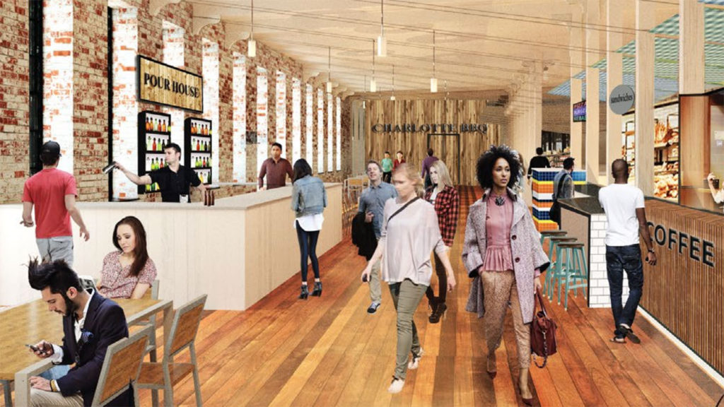 New food hall will be ideal love child of 7th Street Public Market and Music Factory