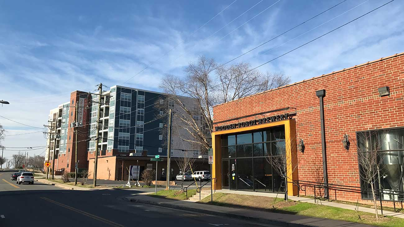 Wooden Robot Brewery expanding into NoDa with new taproom and rooftop beer garden