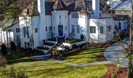 The most expensive rental home in the state is in Charlotte...