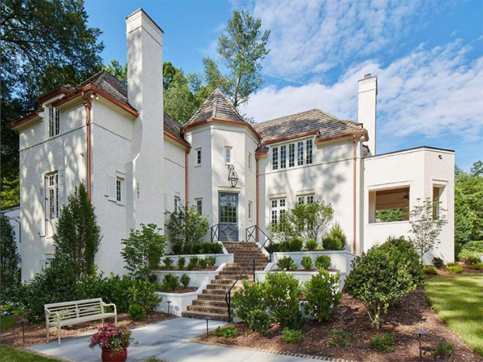 The Most Expensive Rental Home In The State Is In Charlotte And It 39 S Renting For 10 000 Per