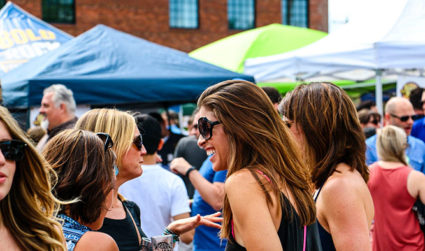 Sample over 50 craft beers with music, food trucks and vendors at SportsLink's Beer Me BrewFest on April 1. Tickets start at $25.