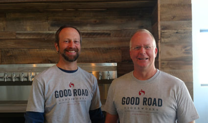GoodRoad CiderWorks will open in Lower South End later this month