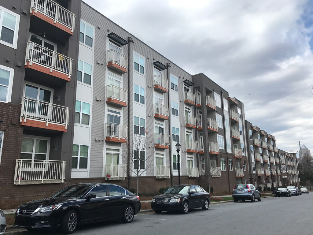 Affordable rent in Charlotte is a math problem that doesn't work