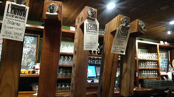 Legion-Brewing-taps