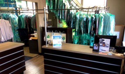 Martinizing Dry Cleaning and Laundry in Dilworth Grand Opening