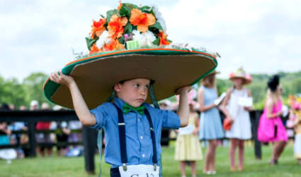 Win all-inclusive party badges to Queen's Cup Steeplechase on April 28...