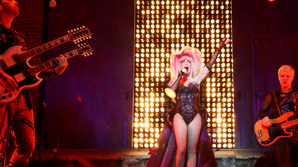 """The greatest musical of the last 25 years"" will be in Charlotte April 11-16. See Hedwig and the Angry Inch."