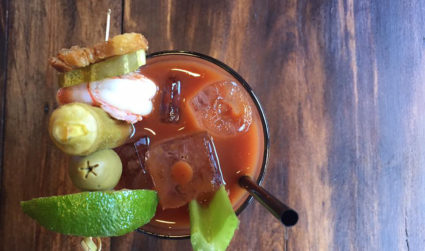 5,400 people are interested in unlimited samples at the Bloody Mary...