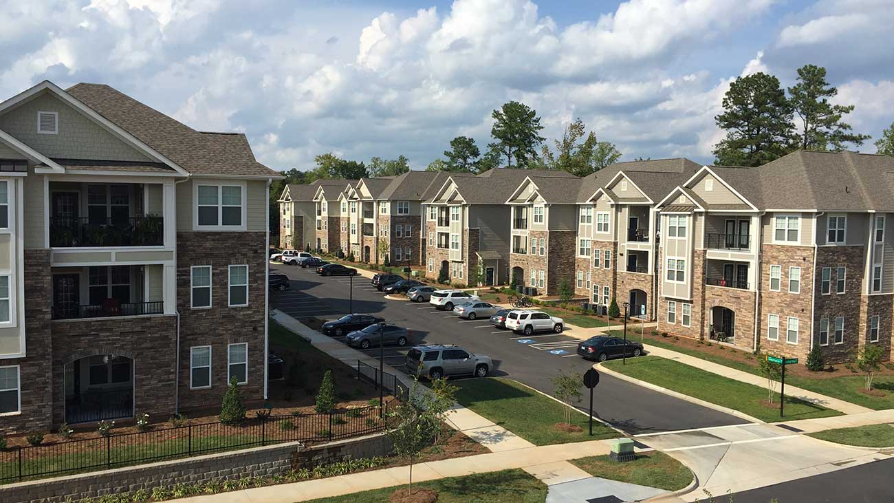 Half Of All The Apartments In Charlotte Are Now Premium