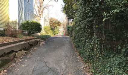 Have you found Dilworth's hidden alleys?