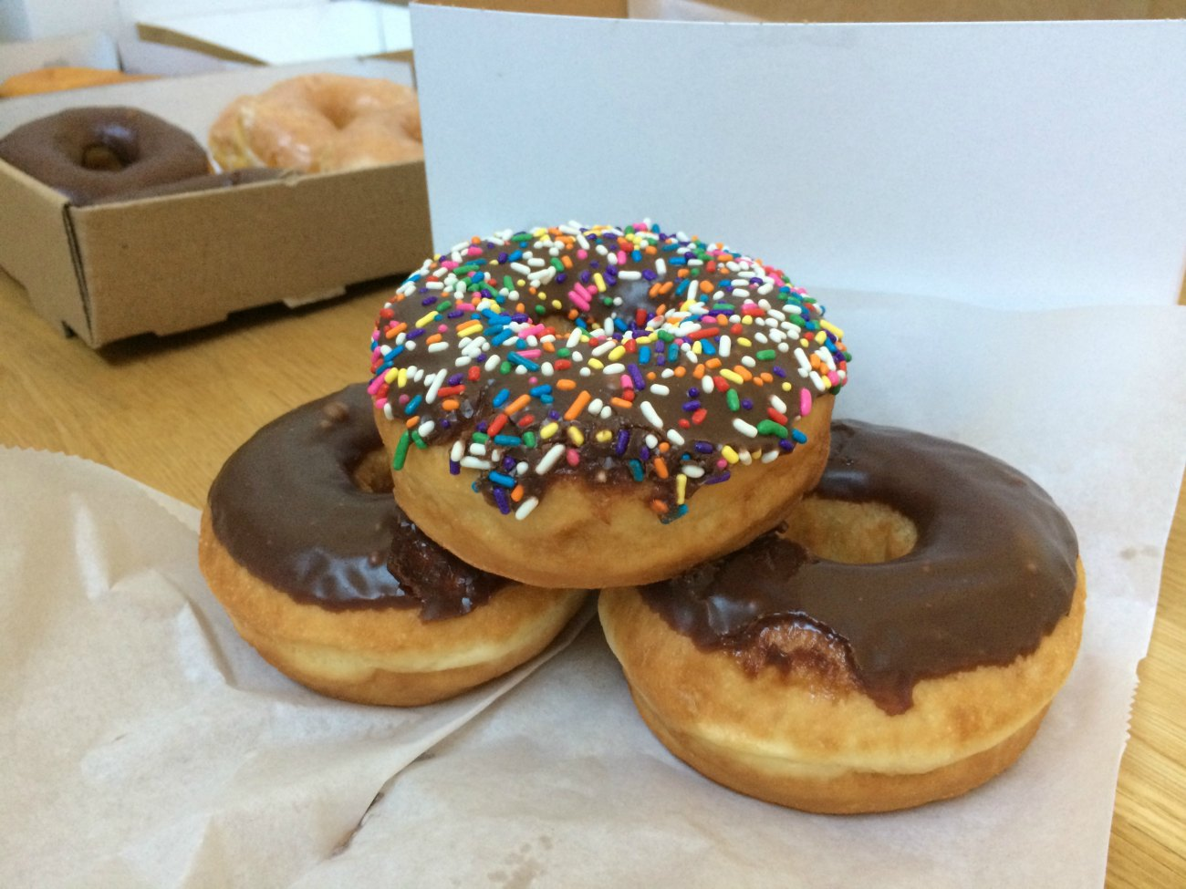 We blind taste tested 12 doughnuts from 6 shops to find the very best in greater Charlotte