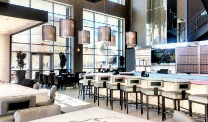 Uptown's new Embassy Suites hotel is now open