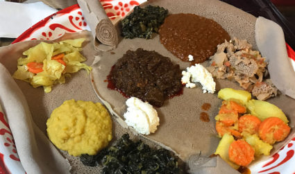 I'm new to Ethiopian food and Abugida, a family-run restaurant on...