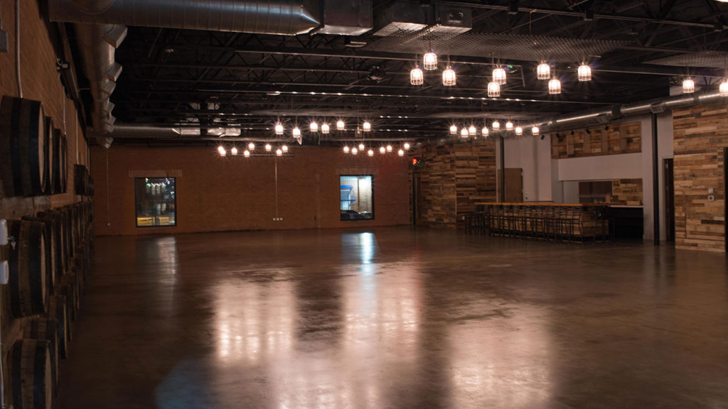 Inside Triple C's new barrel room