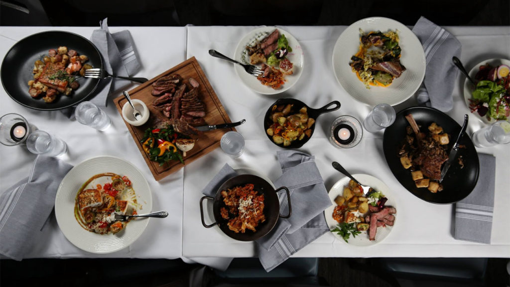 I took a date to Charlotte's new steakhouse, The Porter's House. Here's how we spent $202.38.