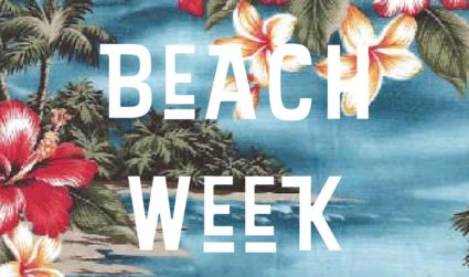 Clear your calendars: It's Beach Week at Capitol and TABOR and...