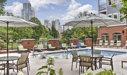 Apartment of the day: Cedar Flats Apartment Homes in Uptown – Get two months free / 1-2 bedrooms / $1,324+