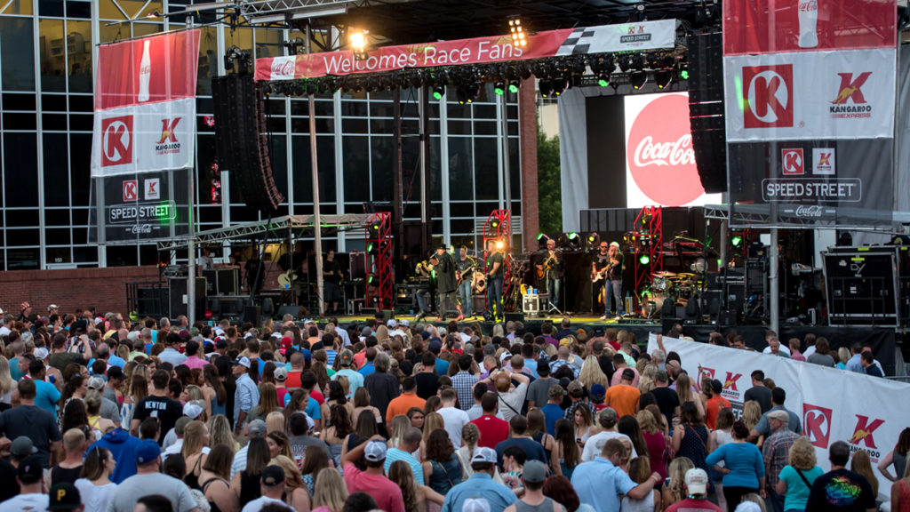 4 key things to know about the Circle K Speed Street festival, kicking off this Thursday in Uptown