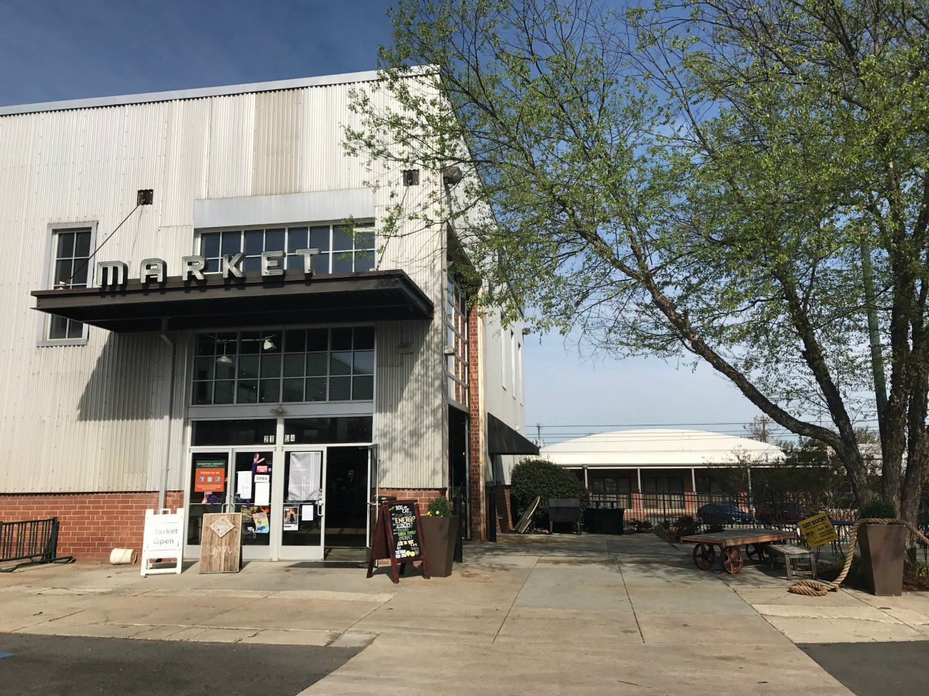 Atherton Market opens in its new location this weekend. Here's what to expect