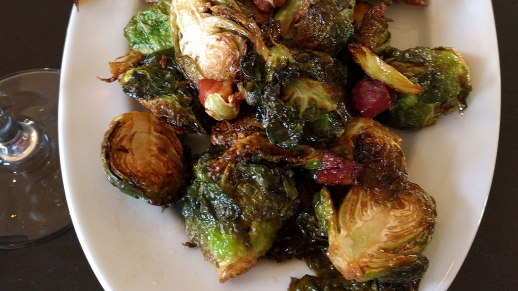 I'm eating my way through Charlotte's Brussels sprout hotspots. Here are my early rankings.