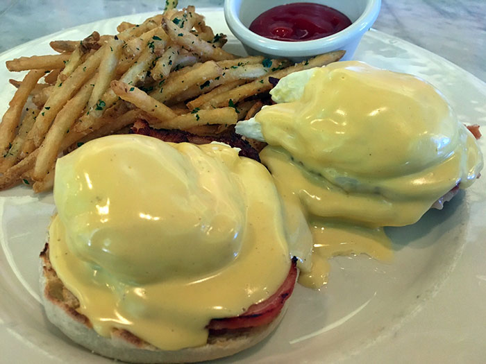 eggs-benedict-french-fries-cafe-monte