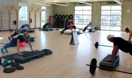 The Y is offering new exercise classes that will make you...