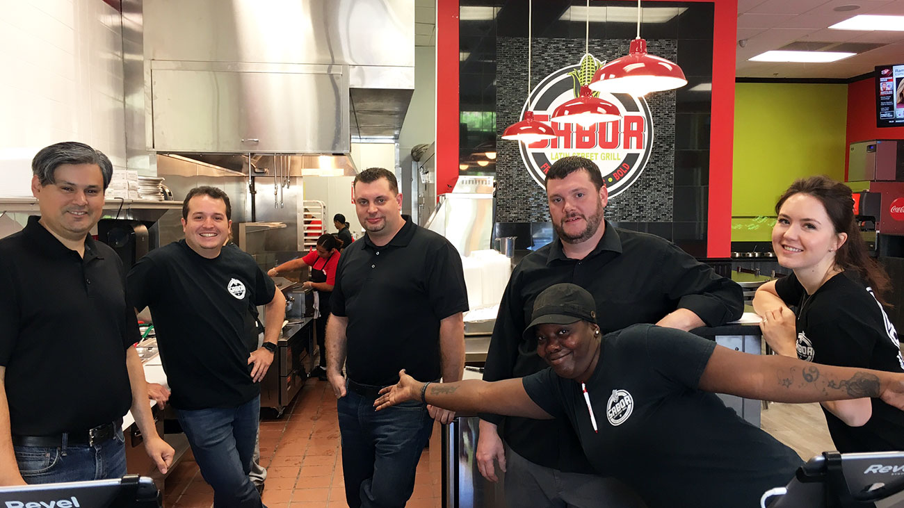 Sabor SouthPark's official grand opening is this Friday, April 28